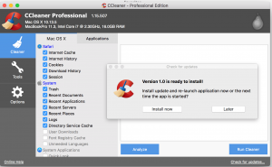 CCleaner Professional Key 5.72.7994 With Crack Free Download { Latest 2021}