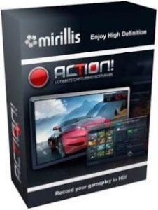 Mirillis Action 4.11.1 Crack + Serial Key Full Version Free Download