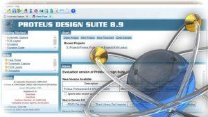 Proteus 8.10 SP3 Crack Professional Full Version Download [Latest 2021]