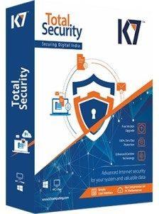 K7 Total Security 2021 Crack + Activation Key Latest 2021