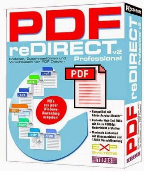 PDF ReDirect 2.5.2 + Crack Serial Key 2021 Latest Version