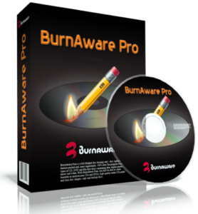 Burnaware Professional Crack 14.0 License Key Latest Version