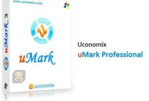 Uconomix uMark 6.4 Professional Crack Plus Serial Key Free Download